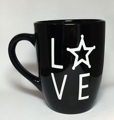 Police Officer Badge Sheriff Star Deputy LEO Love Law Enforcement Wife Girlfriend Vinyl Ceramic Mug - Funny Coffee Tea Cup Quotes by PearlsAndPennies on Etsy https://www.etsy.com/listing/223196968/police-officer-badge-sheriff-star-deputy