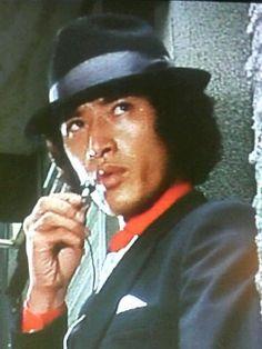 Will the real Spike Spiegel plz stand up..? Cowboy Bebop character inspiration Yusaku Matsuda