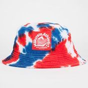 USA Tie Dye Mens Bucket Hat -