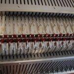 machine knitting socks 05