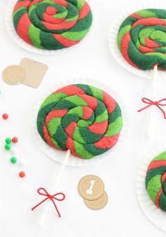 Sprinkle Bakes: Lollipop Sugar Cookies