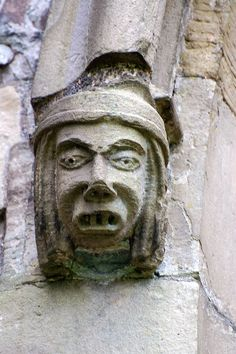 Melrose Abbey,  Melrose, Scotland. by Pagoo!, via Flickr
