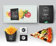 Tasty Corner on Packaging of the World - Creative Package Design Gallery
