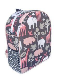 Girls Backpack Toddler Backpack Preschool Backpack by littlepacks eeaedcf29f9b0
