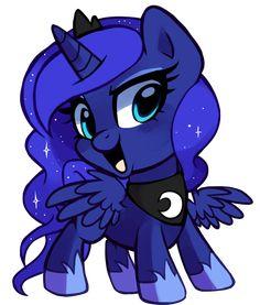 My little ponu princess Luna My Little Pony Rarity, My Little Pony Names, My Little Pony Poster, My Little Pony Princess, My Lil Pony, My Little Pony Drawing, My Little Pony Pictures, My Little Pony Friendship, Baby Pony