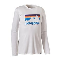 Patagonia Men\'s Long-Sleeved Capilene\u00AE Daily Graphic T-Shirt - Shop…