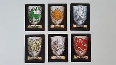 A game of #thrones ccg lcg #house card set,  View more on the LINK: http://www.zeppy.io/product/gb/2/142088865876/