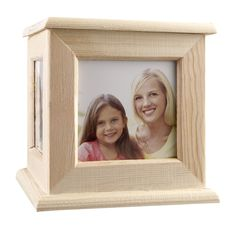 This ready-to-finish wooden photo caddy is a fun and easy way to add a personal touch to your decor, give a special present or save memories. Unfinished Wood Letters, Large Wooden Letters, Wooden Words, Router Woodworking, Woodworking Classes, Woodworking Projects, Wood Craft Supplies, Wood Burning Tool, Wood Display