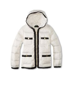United Colors of Benetton Kids Girls' Fashion Puffer Coat (Little Kids/Big Kids)