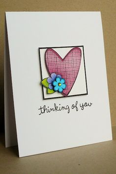 Check out this fabulous CAS card from Lisa at: my-creative-endea...