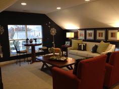 Promenade Bonus Suite Living Room Area