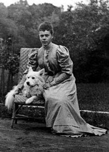 Xenia Alexandrovna de Russie — Wikipédia