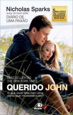 Querido John – Livro de Bolso - http://batecabeca.com.br/querido-john-livro-de-bolso.html