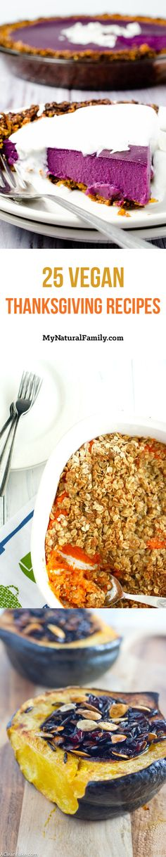 25 of the Best Vegan Thanksgiving Recipes