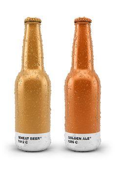 Packaging, Pantone y cerveza. http://ceslava.com/blog/tipos-de-cerveza-segun-su-pantone/