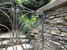Iron Flowers Gate