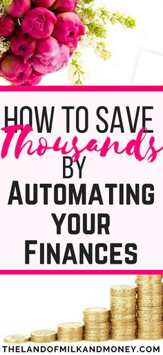 This is an INCREDIBLE money saving tip for my budget! It only took me half an hour to sort out the organization of my personal finances - this is SUCH a great money idea! Ways To Save Money, Money Tips, Money Saving Tips, How To Make Money, Mo Money, Living On A Budget, Frugal Living Tips, Family Budget, Frugal Tips
