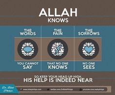 """Allah knows..."""