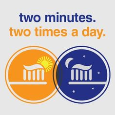 two minutes. two times a day. www.oneclinic.pt