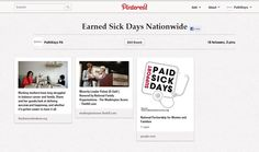 Visit our Earned Sick Days Nationwide Board at http://pinterest.com/PathWaysPA/earned-sick-days-nationwide/