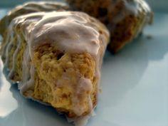 FALL FOOD: pumpkin scones | For The Love Of Skinny