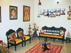 traditional indian furniture