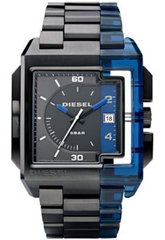 A Diesel Watch might be the classic, staple accessories for a man's wardrobe, but it is anything but typical. High End Watches, Modern Watches, Luxury Watches For Men, Cool Watches, Wrist Watches, Nick Wooster, Diesel Watch, Hand Watch, Watch Sale