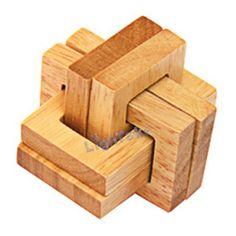 Barato Qi quebra cabeça Acacia Kong Ming bloqueio Luban bloqueio de madeira cubo mágico Toy educacionais para adultos crianças, Compro Qualidade Cubos Mágicos diretamente de fornecedores da China:        Brain Training Toy 12 Thick & Fina cubo de madeira / Toy Educacional Enigma de madeira Set, Kong Ming / Luban blo