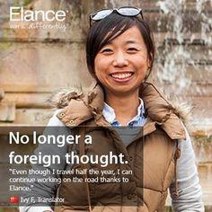 Elance copywriter
