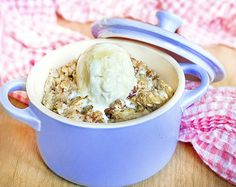 Snickerdoodle Oatmeal!