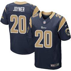82e058781d5 nfl jersey sales by team Nike Rams Cooper Kupp Navy Blue Team Color Men s  Stitched NFL Elite Jersey