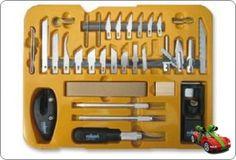 Craft KNIFE SET 36Pc, Blades/Tools