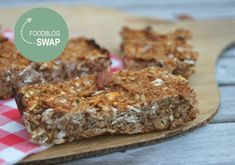 Foodblogswap: Suikervrije Speltreep met dadels en noten - Focus on Foodies