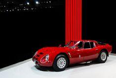 it Cars — Zagato Alfa Romeo TZ 2 Image by  Noah L.
