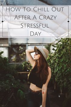 Feeling stressed after a long day at work? Click through to find out how to unwind after a crazy day!