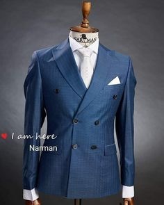 Double Breasted Suit, Suit Jacket, Costumes, Suits, Jackets, Fashion, Down Jackets, Moda, Dress Up Clothes