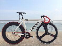 Leader 735 2014 white - Pedal Room