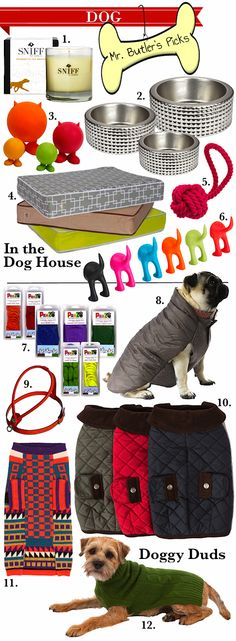 Here's what to get you furry little ones this holiday season, they'll give you two paws up!