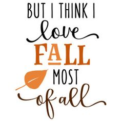 BUT I THINK I LIKE FALL PHRASE. Grab this cut file in the Silhouette Design Store!
