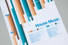 Designspiration — History Of House on the Behance Network