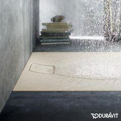 Duravit Stonetto Rechteck Duschwanne sand