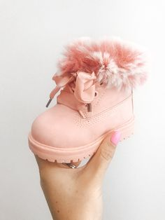 Itty Bitty Limited Edition Pink Winter Fur Boots - Gucci Baby Clothes - Ideas of Gucci Baby Clothes - Itty Bitty Limited Edition Pink Winter Fur Boots Baby Boutique Clothing . Gucci Baby Clothes, Baby Clothes Online, Cute Baby Clothes, Winter Baby Clothes, Babies Clothes, Babies Stuff, Winter Outfits For Girls, Baby Outfits, Girls Winter Boots