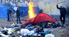 """A British court has labeled the refugee camp in Calais, France, a """"living hell"""". The detailed description of the camp has been revealed in a summery by the Upper Tribunal."""