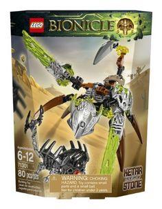Amazon.com: LEGO Bionicle Ketar Creature of Stone 71301: Toys & Games