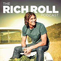 """In The Rich Roll Podcast, vegan ultra-athlete and #1 bestselling author of the inspirational memoir """"Finding Ultra"""" & cookbook/lifestyle guide """"The Plantpower Way"""", Rich Roll discusses all things well"""