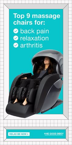 If you're looking for the closest thing to your own personal masseuse then you're probably going to end up searching for the perfect massage chair.  we've taken a look at the market and compiled the best of the best massage chairs at a range of different prices for you to consider. Anxiety Relief, Stress And Anxiety, Stress Relief, Ways To Stay Healthy, How To Stay Healthy, Wellness Fitness, Health And Wellness, Good Massage, Back Pain Relief