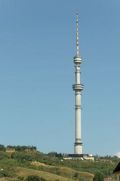Almaty Television Tower, Almaty, Kazakhstan