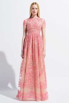 Just saw diane kruger in this...so in love. I want to get married in it and be buried in it! Valentino Resort 2014