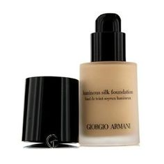 Luminous Silk Foundation - # 4 (Light Sand) - 30ml-1oz