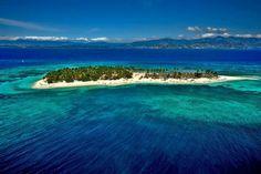 Amazing view!!!  Ile Pelantin Haiti